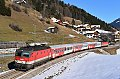 Foto zeigt:1144.221 + 1144.003, REX 1874, San Candido / Innichen (Pustertalbahn)