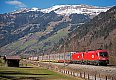 am Foto: 1116.102 + 1016.007, Bad Hofgastein (Tauernbahn)