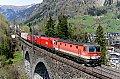 am Foto: 1144.073 + 1016.037 + 1293.036, Steinbach-Viadukt (Tauernbahn)