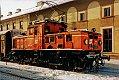 Foto zeigt: 1161.019 bei Verschubarbeiten, Salzburg Hbf (Westbahnstrecke), 10.02.1986