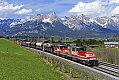 Foto zeigt: 1163.006 + 1163.011, NG 66315, Gerling im Pinzgau (Giselabahn), 30.04.2021