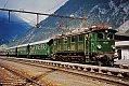 Foto zeigt: 1180.04 bei Sonderfahrt im Bf Schönwies (Arlbergbahn), 04.05.1996