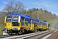 Foto zeigt: BBW 9123.017 + BBW 9125.020, Stopfzug, Loifarn (Tauernbahn)