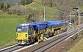 Foto zeigt: BBW 9125.020, Arbeitszug - Nebenfahrt, Loifarn (Tauernbahn), 24.04.2021
