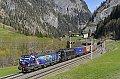 am Foto: LTE 193.694 + MRCE 193.697, TEC 42879, Abzw. Loifarn 1 (Tauernbahn), 28.04.2021