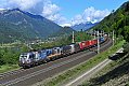 Foto zeigt: ELL 193.282 + TXL 193.657, TEC 41877, Kolbnitz (Tauernbahn)