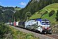 Foto zeigt: Lokomotion 193.773 + MRCE 189.932, TEC 43125, St. Jodok (Brennerbahn - Nordrampe)
