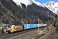 am Foto: Lokomotion 193.777, TEC 41851, Mallnitz-Hintertal (Tauernbahn)
