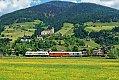 Foto zeigt: Hilfszug in Osttirol