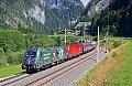 am Foto: 1116.182 (Bundesheer) + 1116.278, Klammstein (Tauernbahn)