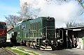 Foto zeigt: 2045.20 in Retz (Nordwestbahn), 04.05.2003