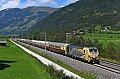 Foto zeigt: Lokomotion 193.777 mit TEE Rheingold bei Bad Hofgastein