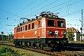 Foto zeigt: 1041.007-4 als Lokzug in Salzburg Gnigl (1987)