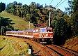 Foto zeigt: 1042.605 mit P 4917 bei Loifarn (Tauernbahn), 30.09.1986